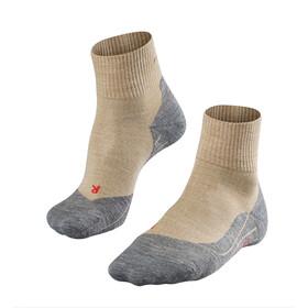 Falke W's TK5 Short Trekking Socks Nature Melange